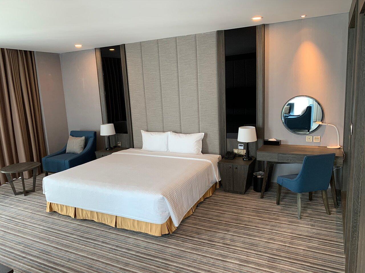 Phòng giường đôi Khách sạn mường thanh luxury sài gòn