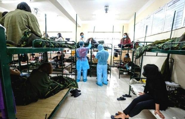 vé máy bay từ Mỹ về Việt Nam tháng 4 kiểm tra sức khỏe