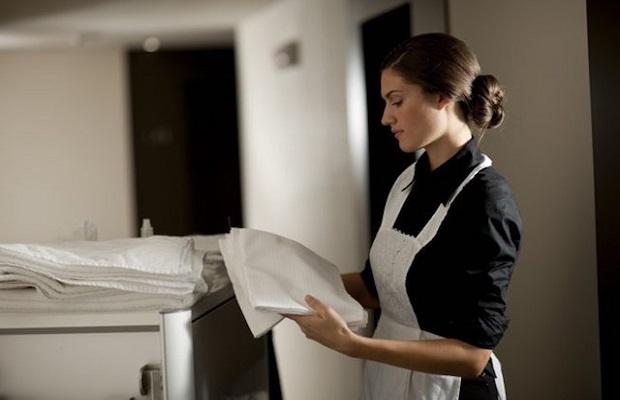 Dịch vụ giặt ủi đầy đủ tuỳ khách sạn