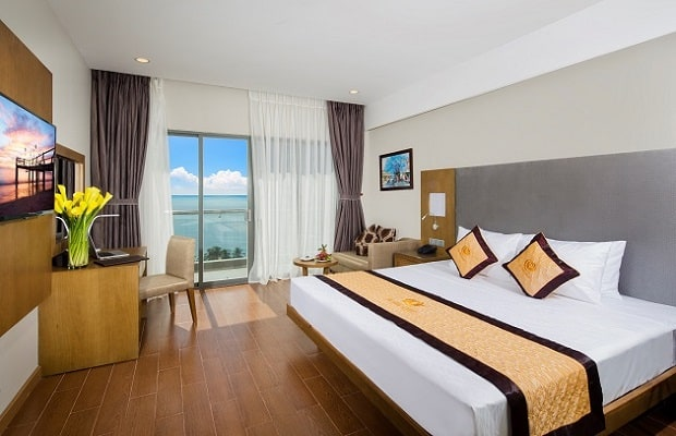 Danh sách khách sạn cách ly tại Nha Trang giá ưu đãi Những khách sạn cách ly ở Nha Trang đều đảm bảo an toàn cho sức khỏe cho hành khách khi lưu trú