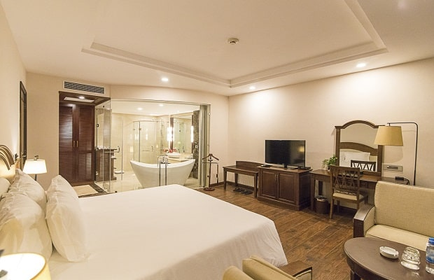 Hệ thống khách sạn cách ly ở Quảng Ninh sẽ đem đến cho bạn không gian thoải mái, đầy đủ tiện nghi