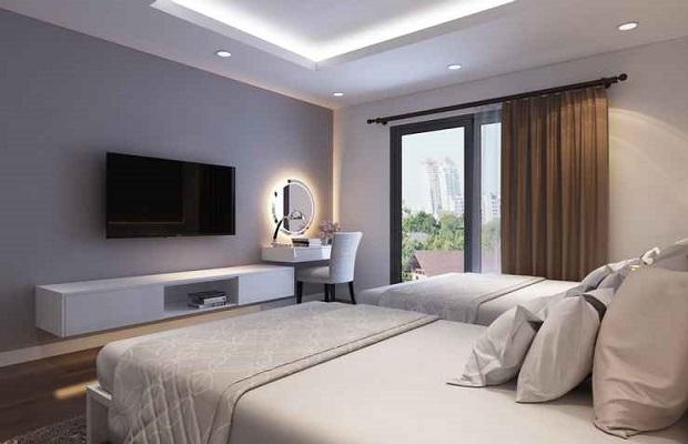 Mức giá phòng có thể khác nhau tùy vào hạng phòng tại khách sạn mà quý khách đặt phòng