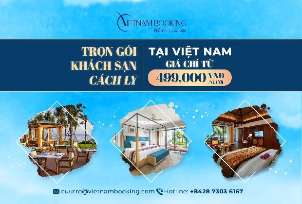 Dịch vụ khách sạn cách ly tại Cần Thơ giá rẻ