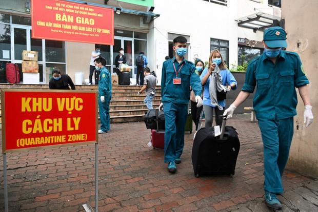 giá khách sạn cách ly ở Việt Nam rẻ nhất
