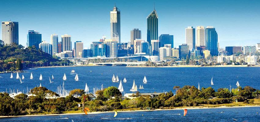 Vé máy bay đi Perth